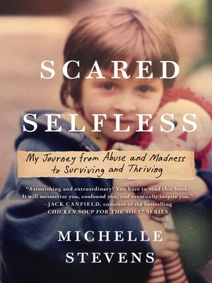 cover image of Scared Selfless