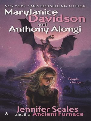 cover image of Jennifer Scales and the Ancient Furnace