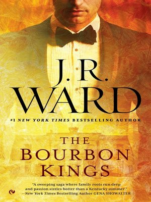 cover image of The Bourbon Kings