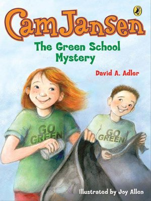 cover image of The Green School Mystery