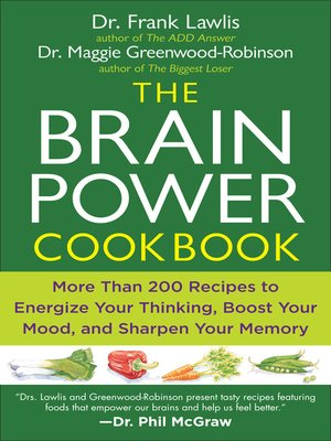cover image of The Brain Power Cookbook