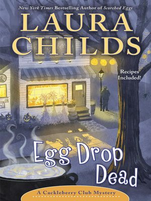 cover image of Egg Drop Dead