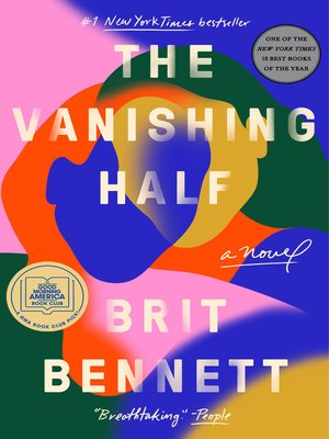 The Vanishing Half Book Cover