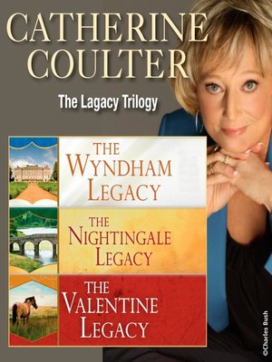 cover image of The Legacy Trilogy 1-3