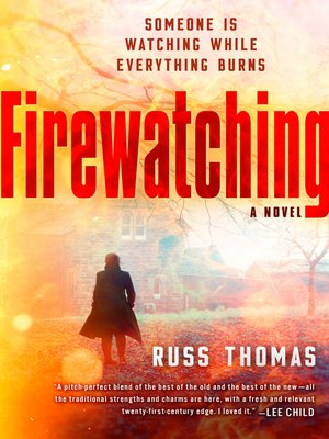 Firewatching Book Cover
