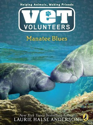 cover image of Manatee Blues