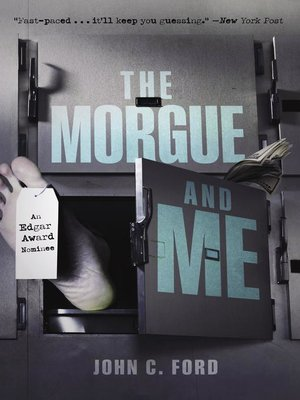 cover image of The Morgue and Me