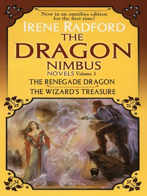 cover image of The Dragon Nimbus Novels, Volume 3