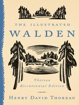 cover image of The Illustrated Walden