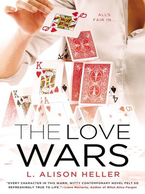 cover image of The Love Wars