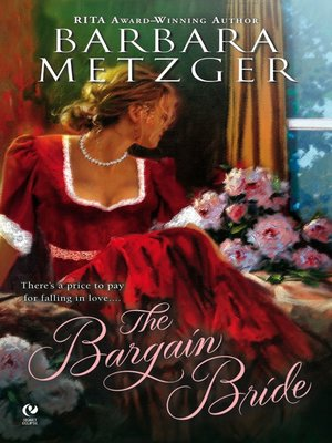 cover image of The Bargain Bride