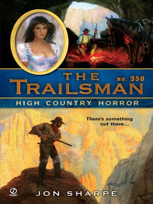 cover image of High Country Horror