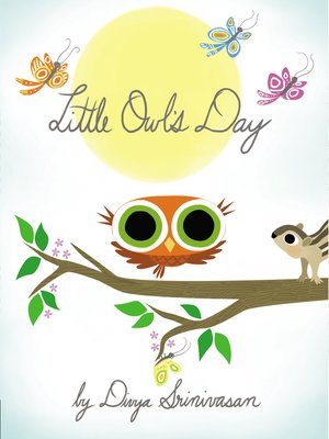 cover image of Little Owl's Day