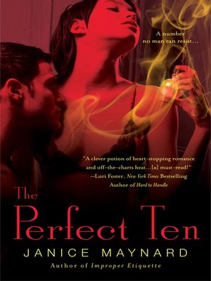 cover image of The Perfect Ten