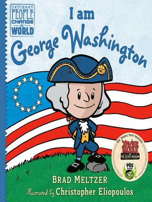 cover image of I am George Washington