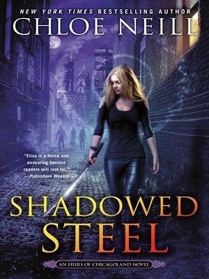 cover image of Shadowed Steel