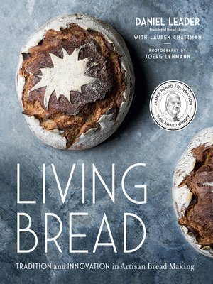 cover image of Living Bread