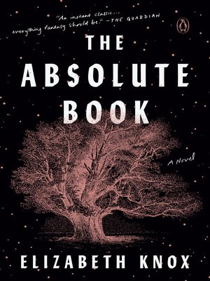 cover image of The Absolute Book