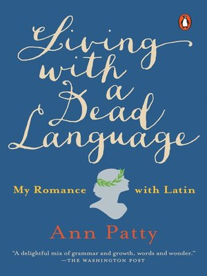 cover image of Living with a Dead Language