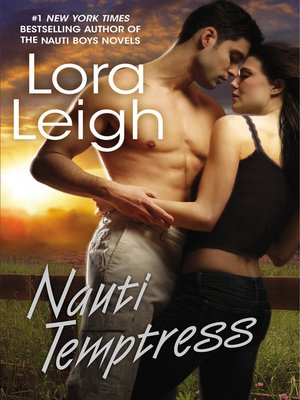 cover image of Nauti Temptress
