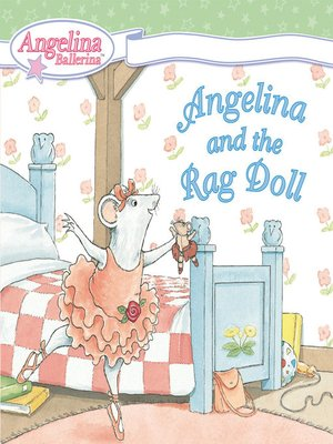cover image of Angelina and the Rag Doll