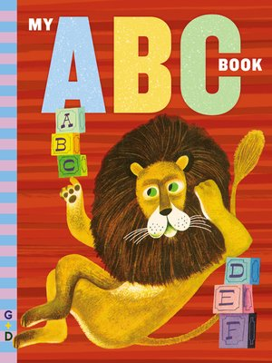 cover image of My ABC Book
