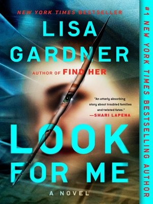 cover image of Look for Me
