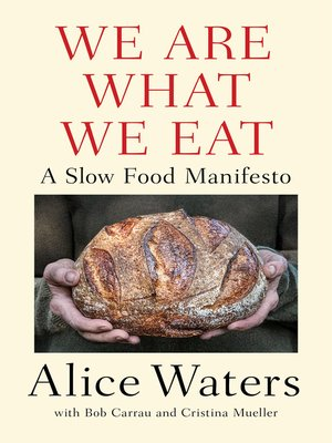 cover image of We Are What We Eat