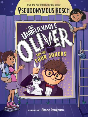 cover image of The Unbelievable Oliver and the Four Jokers