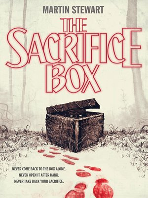 cover image of The Sacrifice Box