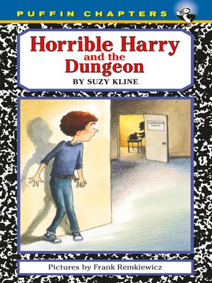 cover image of Horrible Harry and the Dungeon