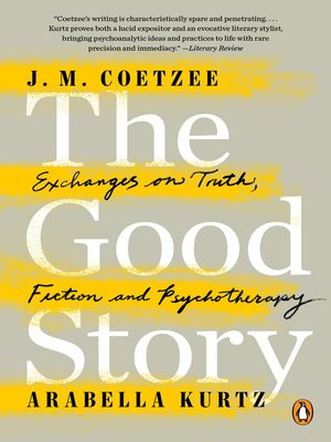 cover image of The Good Story