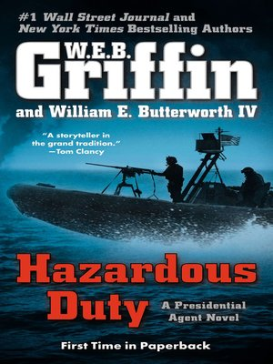 cover image of Hazardous Duty