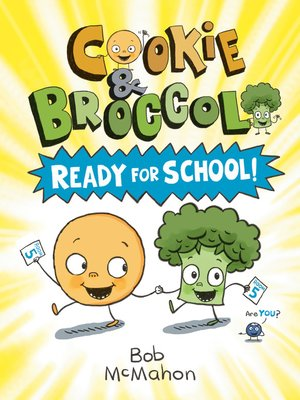 cover image of Cookie and Broccoli