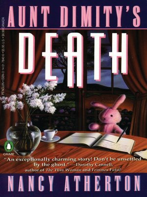 cover image of Aunt Dimity's Death