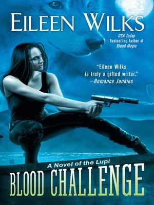 cover image of Blood Challenge