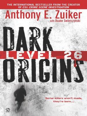cover image of Dark Origins