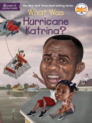 cover image of What Was Hurricane Katrina?