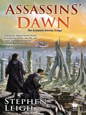 cover image of Assassins' Dawn