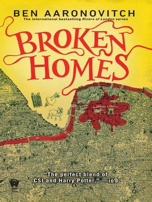 cover image of Broken Homes