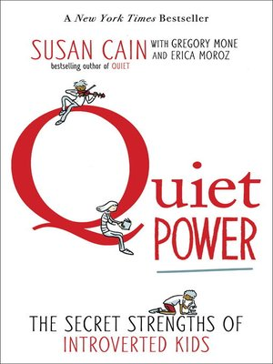 cover image of Quiet Power