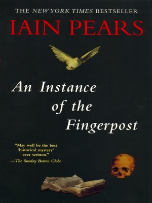 iain pears an instance of the fingerpost epub