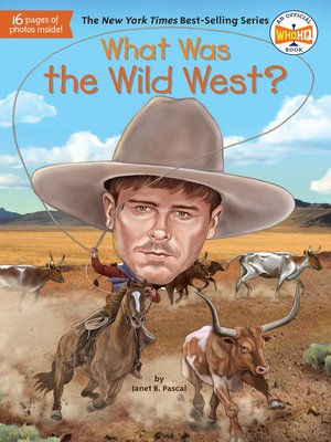 cover image of What Was the Wild West?