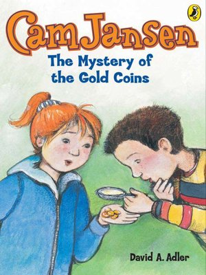 cover image of The Mystery of the Gold Coins