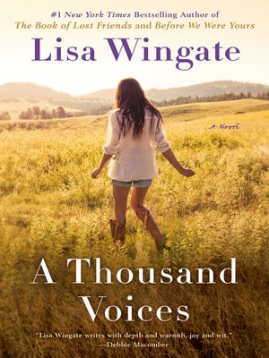 cover image of A Thousand Voices