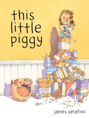 cover image of This Little Piggy