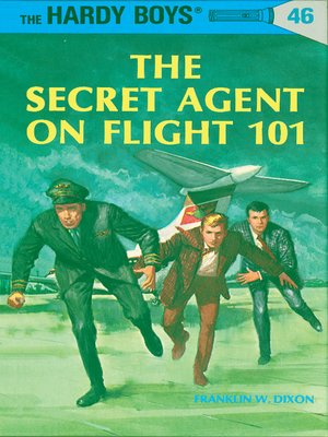 cover image of The Secret Agent on Flight 101