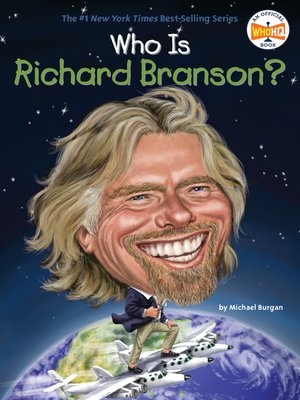 cover image of Who Is Richard Branson?