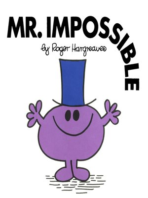 cover image of Mr. Impossible