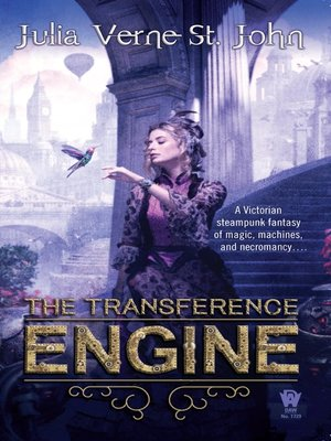 cover image of The Transference Engine
